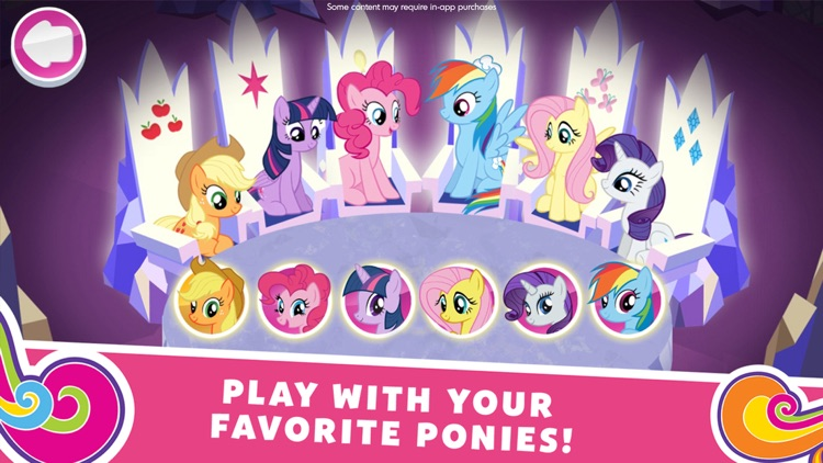 My Little Pony: Harmony Quest screenshot-0