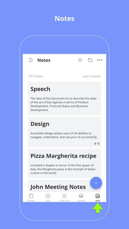 Edo Agenda screenshot-7
