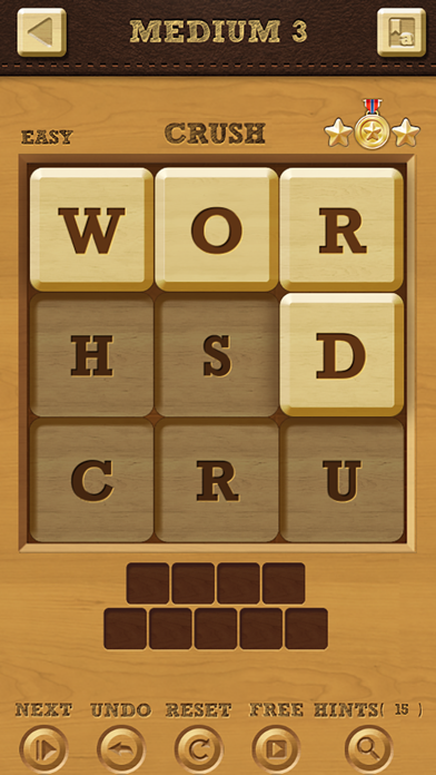 Words Crush: Hidden Words! på PC