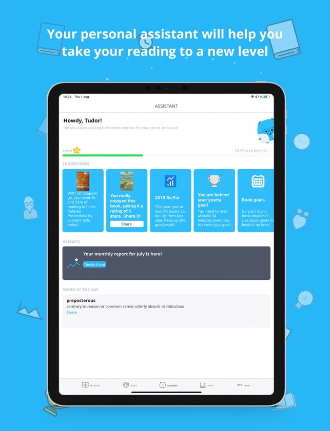 Bookly - Read More on the App Store