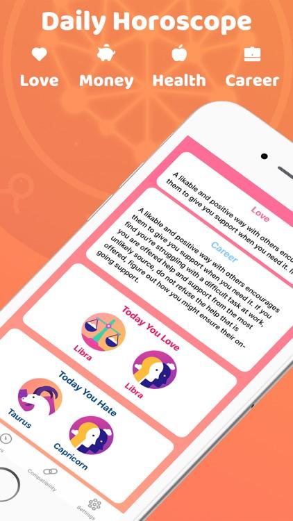 Zodiac #1 Horoscope Guide App screenshot-4
