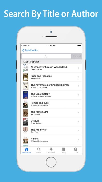 eBook Downloader Search Books screenshot-3