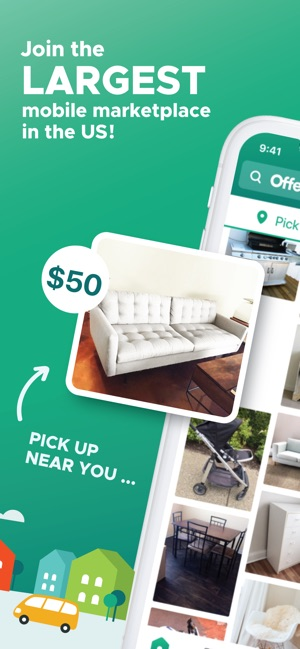 Offerup Buy Sell Simple En App Store