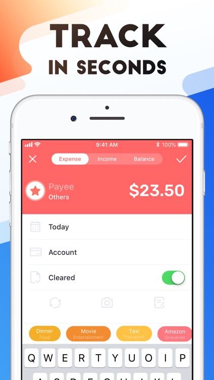 Pocket Expense 6 screenshot-5