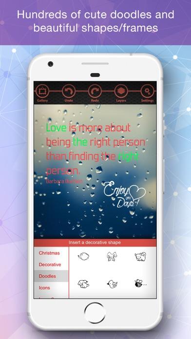 inStatus - Creative Photo Edit Screenshots