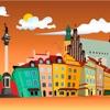 Warsaw 2020 — offline map