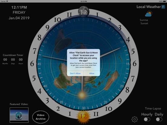 Flat Earth Sun, Moon & Zodiac screenshot 15