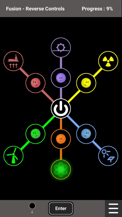 Outage - A Memory Puzzle Game screenshot-5