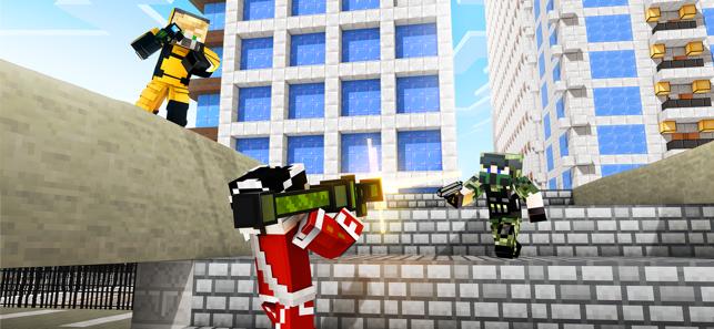 Block Guns: Online Shooter 3D, game for IOS