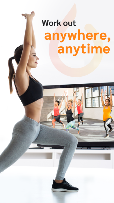 At Home Workouts by Daily Burn Screenshot