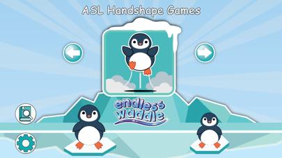 ASL Handshape Games screenshot #1