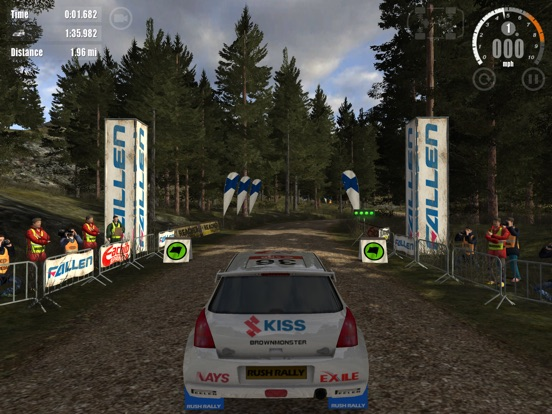 Rush Rally 3 screenshot 11