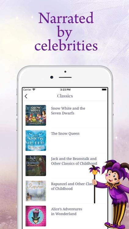 Fairy Tales & Children's Books screenshot-4