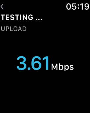 Test internet vitesse