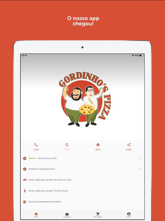 Gordinho's Pizza screenshot 7
