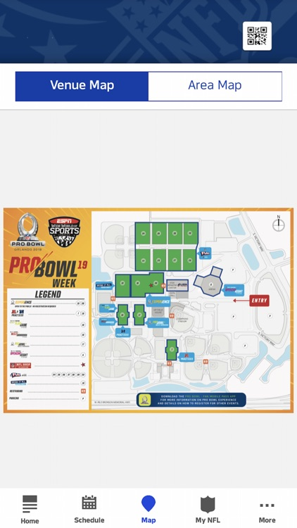 Pro Bowl - Fan Mobile Pass screenshot-2