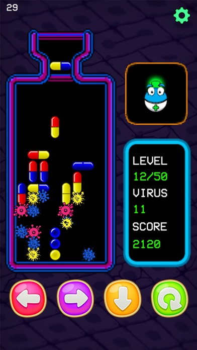 Dr.Virus : Pill Classic free Resources hack
