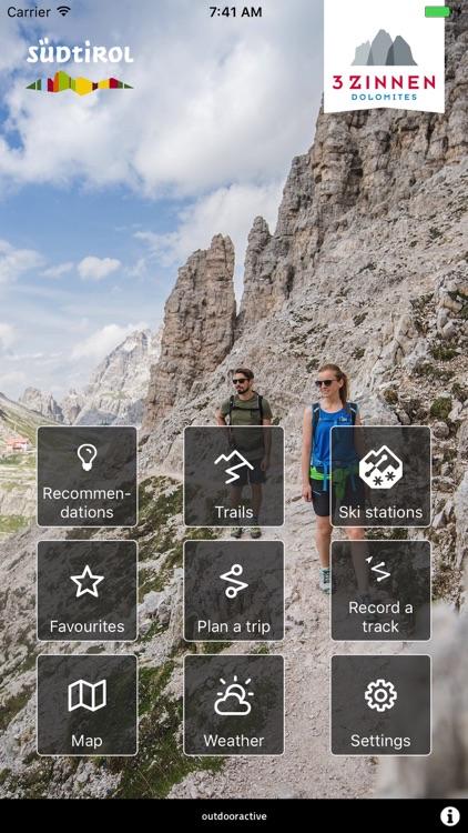 3 Zinnen Dolomites Outdoor