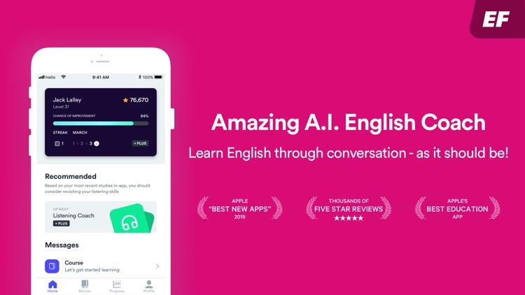EF Hello - Learn English screenshot-0