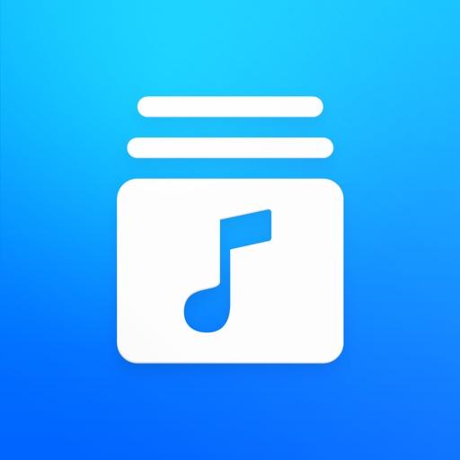 Evermusic: offline music app