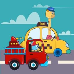EduKid: Car Games for Kids