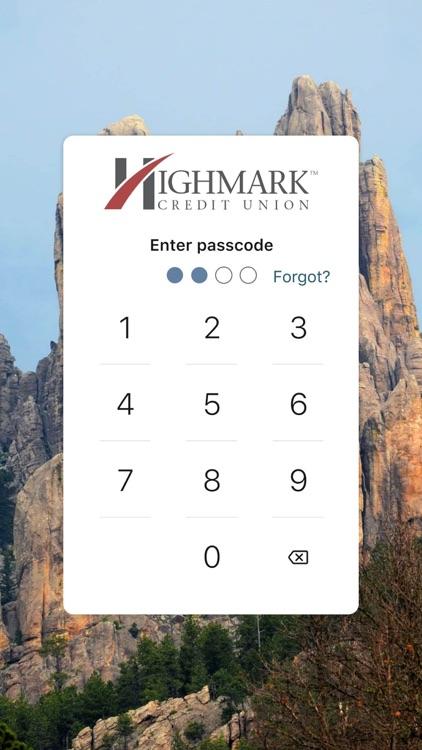 Highmark Credit Union screenshot-6