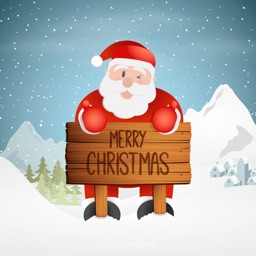 Merry Christmas & New Year GIF
