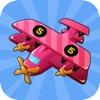 飞机大富豪-合并放置类游戏