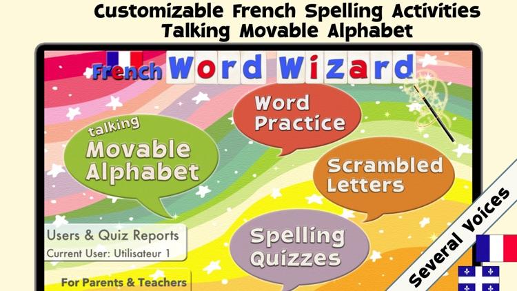 French Word Wizard screenshot-0