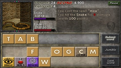 Dungeon Scroll screenshot1