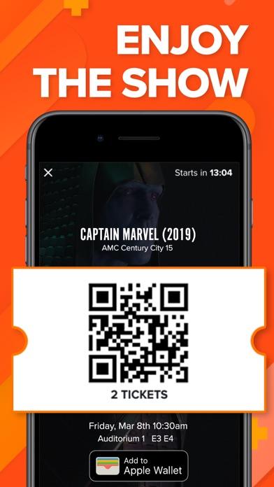 Fandango Movie Tickets & Times app image