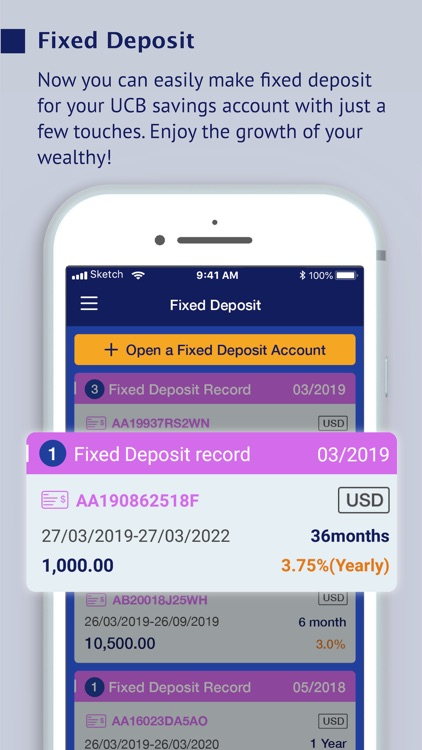 UCB e-Banking KH screenshot-5
