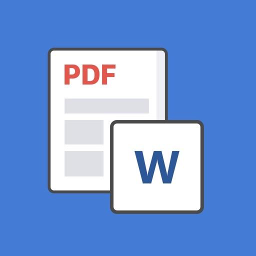 PDF to Word - Converter Pro