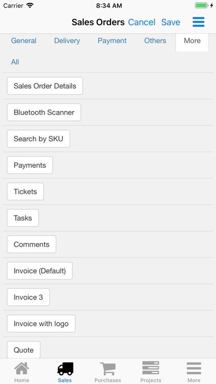 Nano Sales Manager screenshot-5