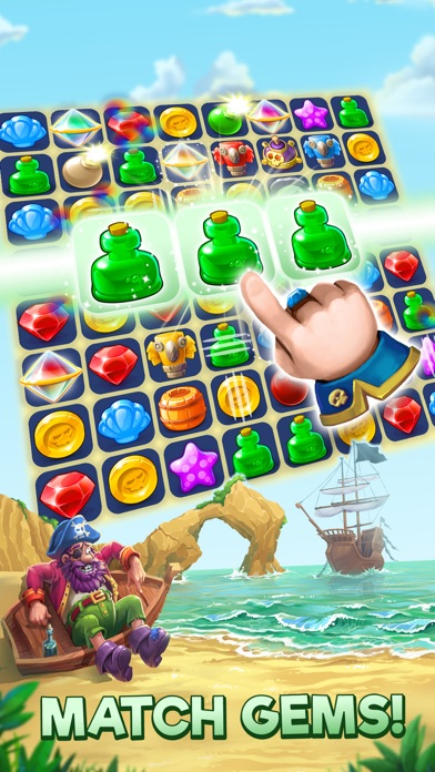 Pirates & Pearls: Match 3 Game Cheats (All Levels) - Best Easy Guides/Tips/Hints