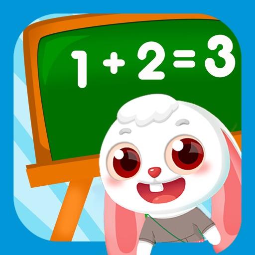 儿童游戏-宝宝学数学益智游戏