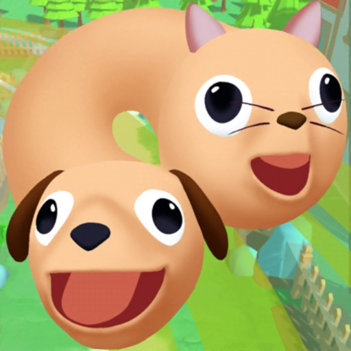 Cats & Dogs 3D free software for iPhone and iPad
