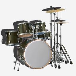 Garage Virtual Real Drum