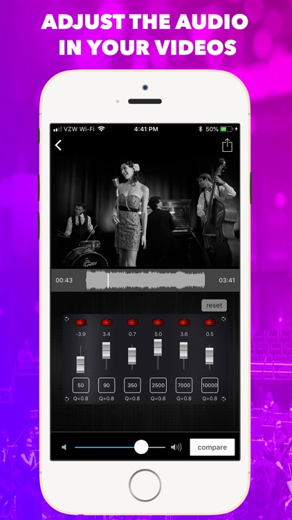 VideoMaster: EQ For Videos App screenshot-0