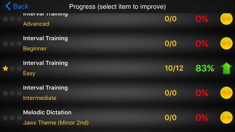 Piano Ear Training screenshot-3