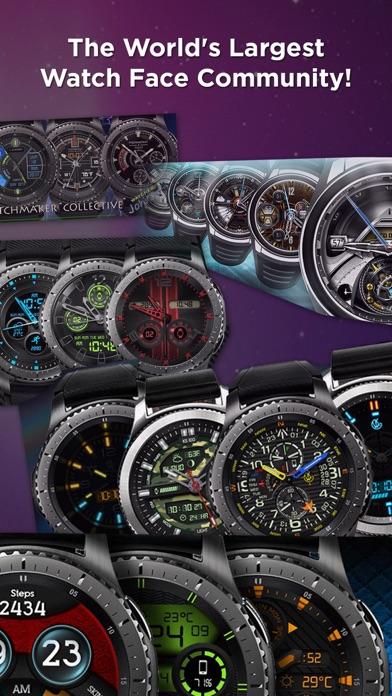 Watch Faces 100,000 WatchMakerのおすすめ画像7