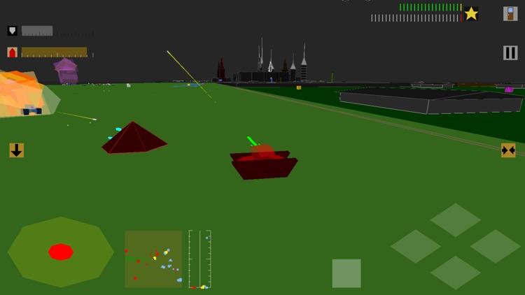 Retro Flight: 3D battle sim screenshot-4