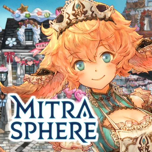 ミトラスフィア -MITRASPHERE-のアイコン