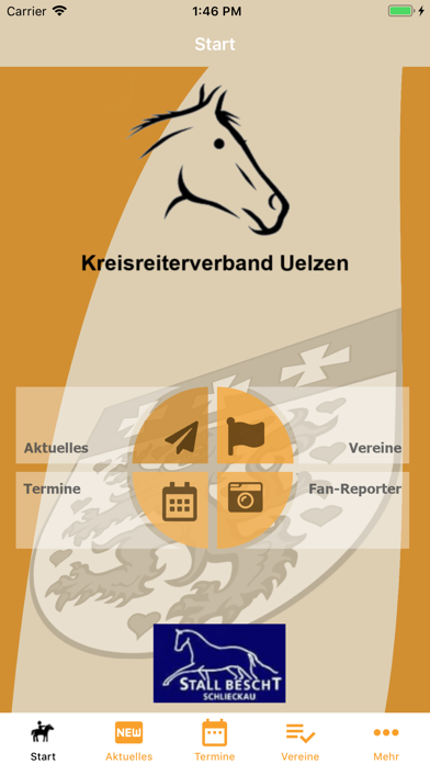 Kreisreiterverband UelzenScreenshot von 2