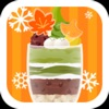 ひんやりスイーツデコレーション(ゆめあるクッキング) - iPadアプリ