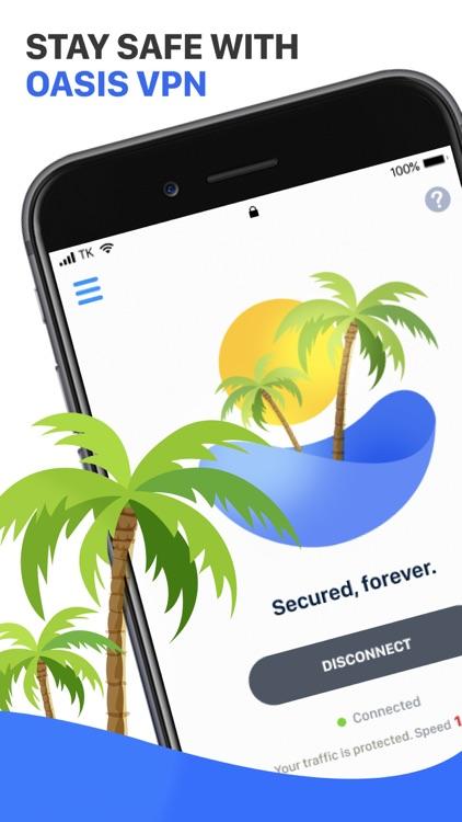 Oasis VPN - Hotspot Shield