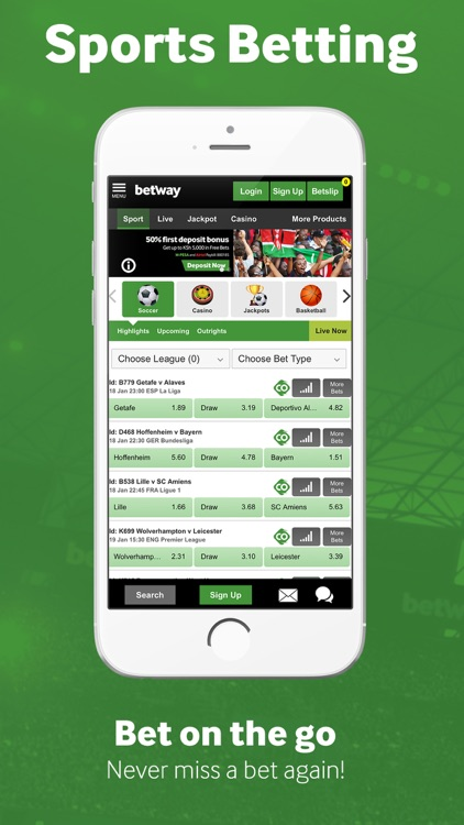 Betway - Sports Betting