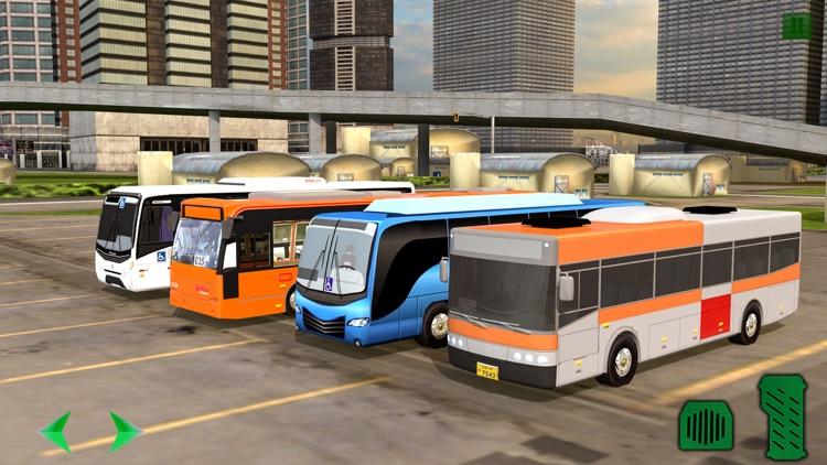 Bus Driving Simulator 2019 screenshot-3