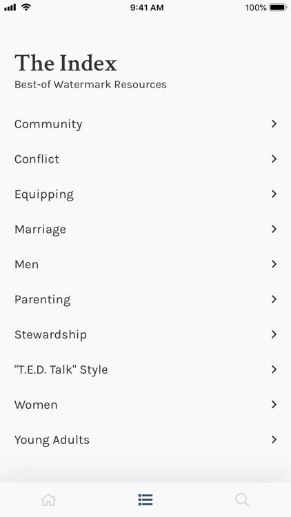 Watermark Community Groups