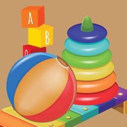 Montessori  Activities Train 1